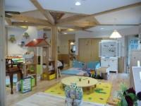 おもちゃコーナーin子育て支援室